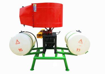 Сельхозтехника - Кыргызстан: Опрыскиватель хлопковый вентиляторный  ОВХ-600 в наличие, возможны ски