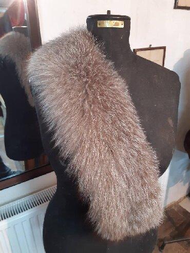 Krzneni kaputi - Sremska Mitrovica: Krzno za kapuljacu od Finskog rakuna