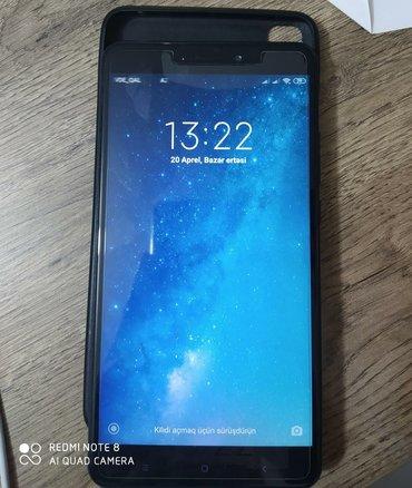 xiaomi-mi-max-2 в Азербайджан: Xiaomi Mi Max 2 64 ГБ Черный