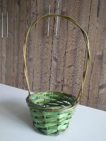 Ostalo   Palic: Zelena korpica