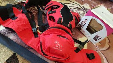 сумка-кенгуру-для-ребенка-цена в Кыргызстан: Продается кенгуру(переноска для детей). Состояние нового Оочень