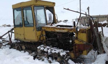 ДТ 75  с плугом и лопатой. Сокосу жана лопатасы менен чогуу.. в Бишкек