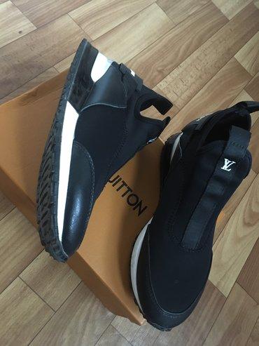 Кроссовки и спортивная обувь в Кыргызстан: БУ LV хорош Реплика в очень хорош сост