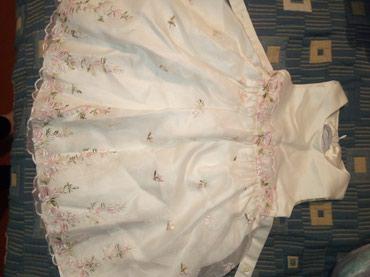 Платье девочке 2-3 года, было куплено в в Бишкек