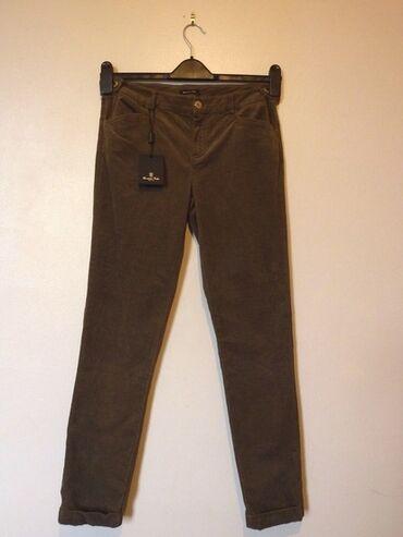 MasimoDutti-zenske plisane pantalone,40