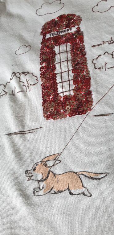 Dečiji Topići I Majice   Arandjelovac: Waikiki majica za devojcice dugih rukava. Lepa, ocuvana, bez