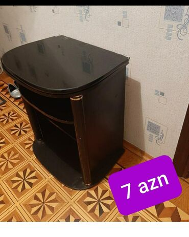 Televizor alti tecili satilir 7 azn