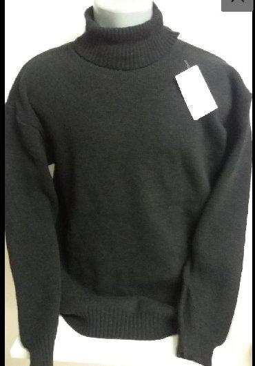 Muška odeća | Kikinda: Muška dzemper- rolka po ceni od samo 800 din. Veličina: XL