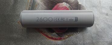 Powerbank 2600 amper