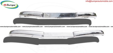 Mercedes  W136 170 Vb (1952 – 1953) bumper stainless steel in Amargadhi