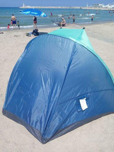 Šatori - Novi Sad: Sator za plazu za 2 osobe, koriscen jednom