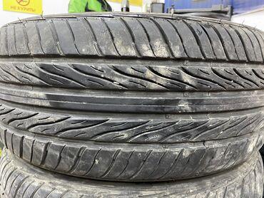 шины r18 в Кыргызстан: Продаю летние шины R18/235/45 практически масловые! Ездил 2 месяца при