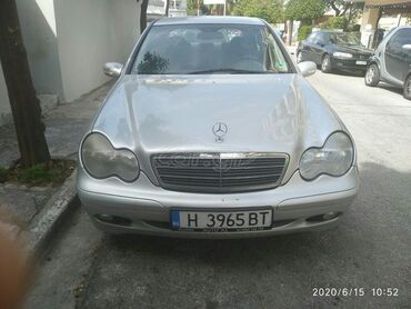 Mercedes-Benz C-Class 2.2 l. 2002 | 257000 km