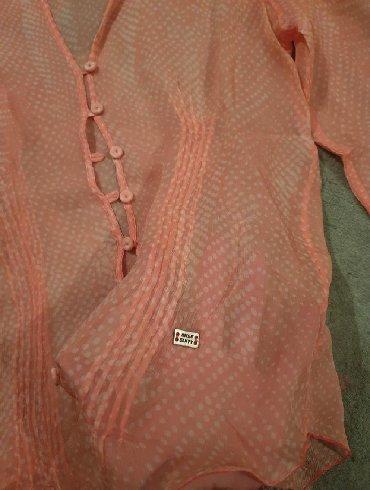 Miss sixty svilena letnja kosulja - bluza. 100% svila. Nova ! Blago