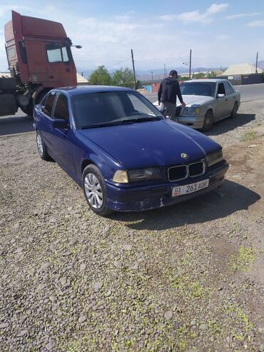 BMW 316 1.6 л. 1992
