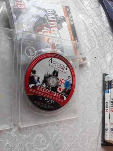 """Bakı şəhərində PLaystation 3 Ucun Original Oyun Diskleri Satılır... """" Assassins"""
