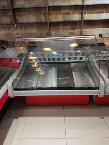 Витринный холодильникВитрина холодильная ИЛЕТЬ (new)ВХС-1,2Состояние