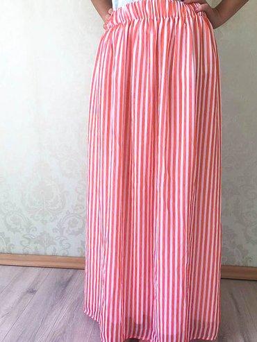 платье с фатиновой юбкой в пол в Кыргызстан: Новая юбка в пол на подкладе. турция. размер стандарт, пойдёт на