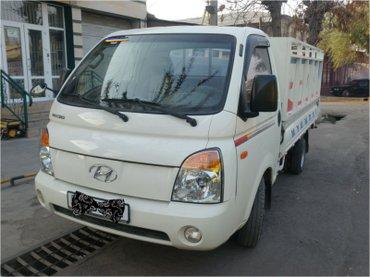 Hyundai porter2 (crdi 126) ''свеже пригнон'' без пробега по кр состоян в Ош