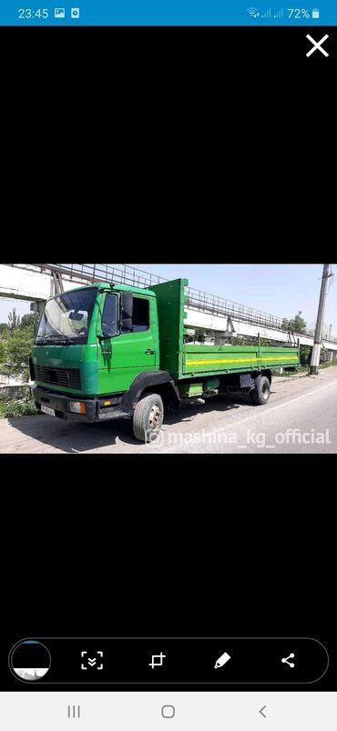 гигант 814 бишкек in Кыргызстан | АВТОЗАПЧАСТИ: Грузотакси бус грузовичок грузовик гигант мерс мерседец 814 ман