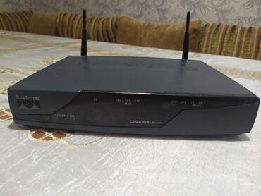 маршрутизаторы gbx в Кыргызстан: Продаю Маршрутизатор интегрированными сетевыми сервисами Cisco