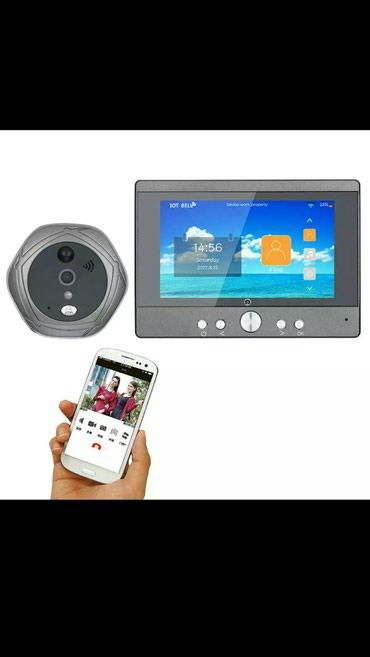 Xırdalan şəhərində Qapi ucun qlazok kamera tezedir islenmeyib 720hd wifi telefona qosmaq