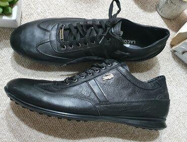 Lacoste kozne cipele