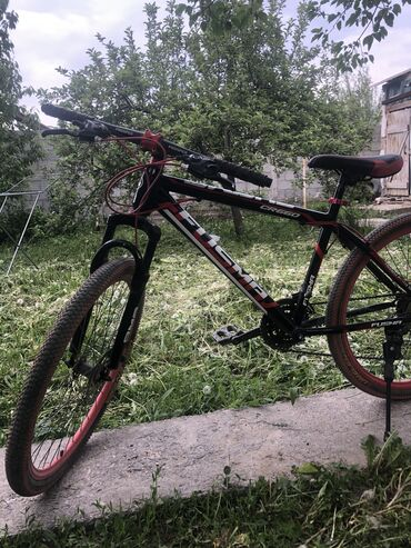 Спорт и хобби - Кунтуу: Велосипед Fusma,брал дорого за границей Всё в идеале,нужно только педа