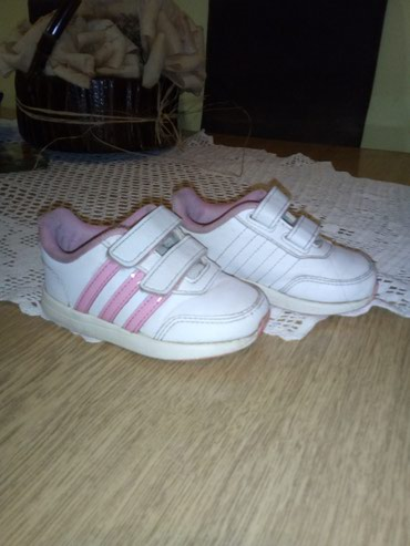 Dečije Cipele i Čizme | Sid: Patikice adidas kozne, ocuvane. Br. 22