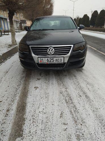 офицерский ремень в Кыргызстан: Volkswagen Passat 1.6 л. 2008   170 км