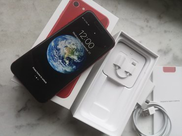 Iphone 8 limited red product  - Belgrade