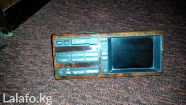 Бортовой компьютер с тв тюнером на bmw e39 в Бишкек