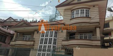 Beautiful bungalow sale at Dhungedhara Erahiti. in Kathmandu