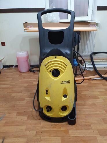 tumbochka pod telek в Кыргызстан: Продаю моечный аппарат karcher hd 10/21-4s в отличном состоянии