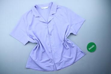 Жіноча однотонна сорочка BHS, р. L    Довжина: 58 см Ширина плечей: 44