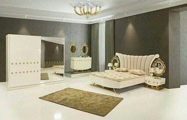 Bakı şəhərində Yataq desti Yataq otagi mebeli Fabrik istehsali original.