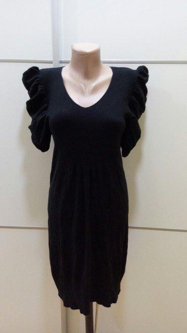 Trikotazna haljina ili tunika. Crna. Kao nova. Vel M. - Bajina Basta