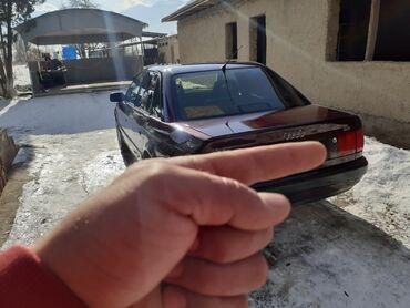 Audi S4 2.3 л. 1991 | 370 км