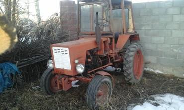 триммер ручная косилка в Кыргызстан: ТракторТ-25 и косилка, грабли, прицеп и чизель