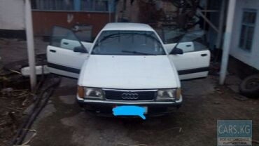 Таанышам жигиттер менен - Кыргызстан: Audi 100 2.3 л. 1989 | 200000 км