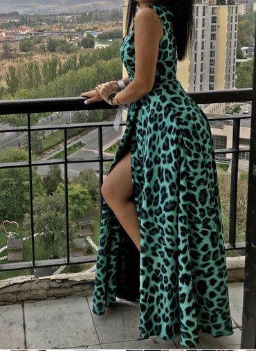 Продаю платье сшитое на заказ.Отдаю за в Бишкек