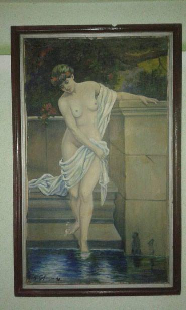 Картина 1948г. в Токмак