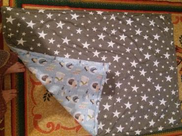 Шью на заказ детское одеяло в Бишкек