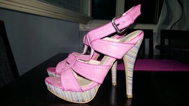 Nove sandalice broj 37. - Crvenka
