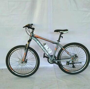 Спортивный велосипед Скорость 24Размер рамы 17Размер калесы 26Двойной
