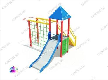 Продаю Детский игровой комплекс в Бишкек
