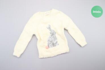 Дитяча тепла кофтинка з паєтками Primark, вік 1-1,5 р., зріст 86 см