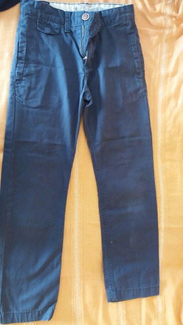 Pantalone +kosulja+dzemper=950 vel5-6 - Crvenka