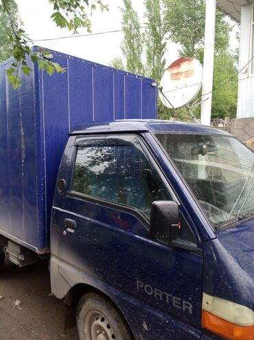 Транспорт - Кара-Ой: Hyundai Портер 2.5 л. 2007   280 км