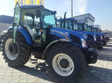 Трактор нью холланд. трактора , сеялки в Лебединовка